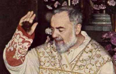 Estigmas del Padre Pío