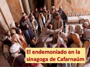 exorcismos de Jesús