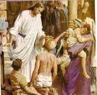 jesus curaciones milagrosas