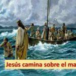 Milagros de Jesús sobre la naturaleza