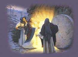 Jesús y Lázaro