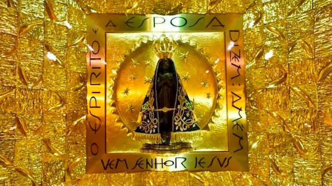 Señora Aparecida Brasil Virgen